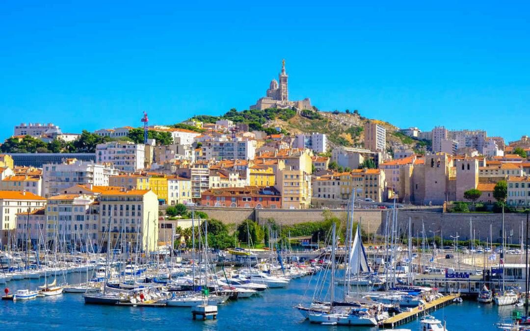 La ville de Marseille se rénove